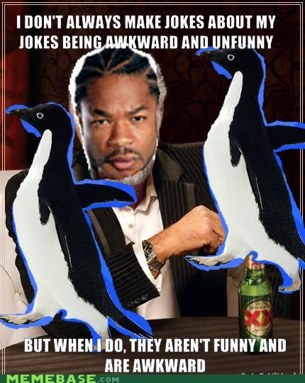 the most awkward xzibit in the world