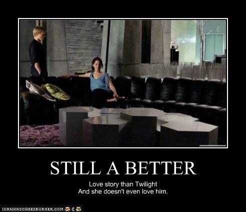 hunger games,jennifer lawrence,josh hutcherson,katniss everdeen,love,peeta mellark,still a better love story