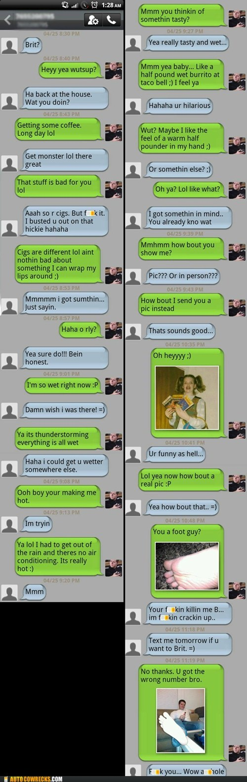 android,sexting,wrong number