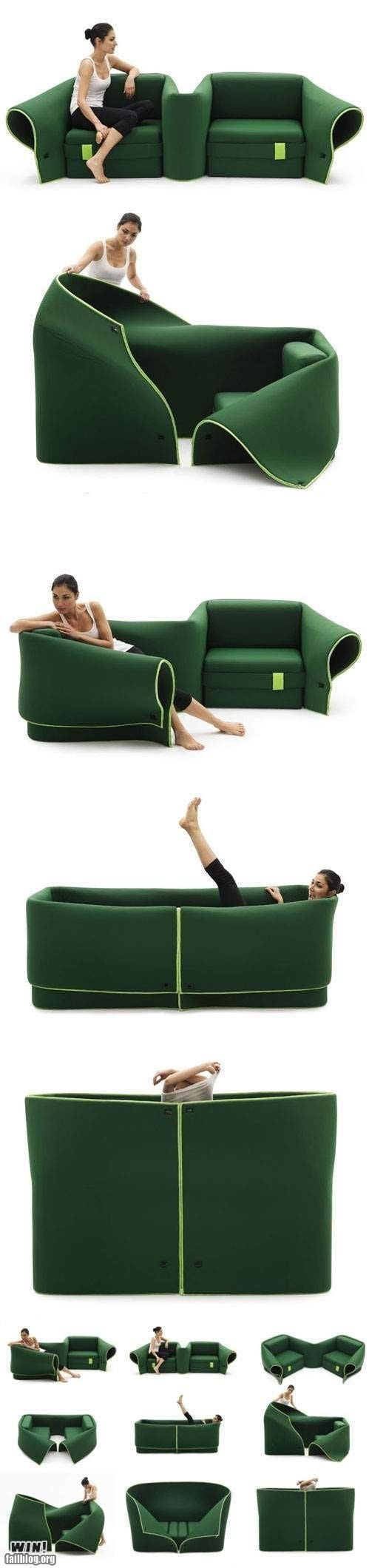 WIN!: Amorphous Furniture WIN