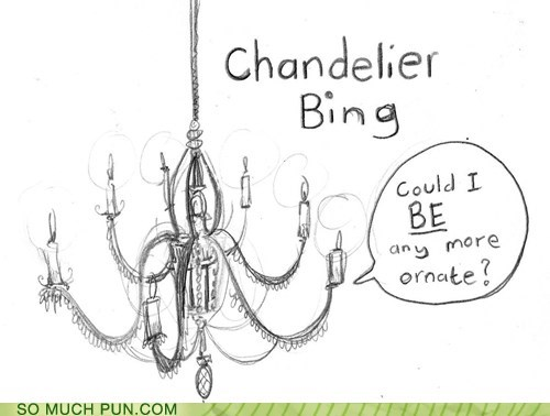chandelier,chandler bing,friends,Hall of Fame,literalism,similar sounding