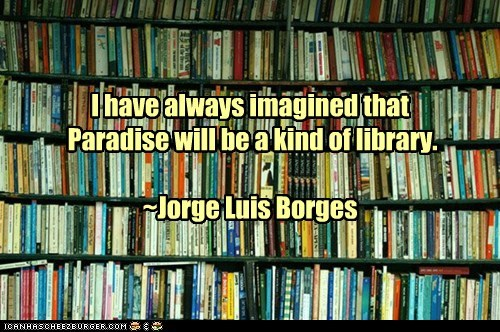 On Libraries.
