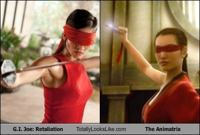 G.I. Joe: Retaliation Totally Looks Like The Animatrix