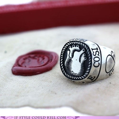 Ring of the Day: Sending All My Love