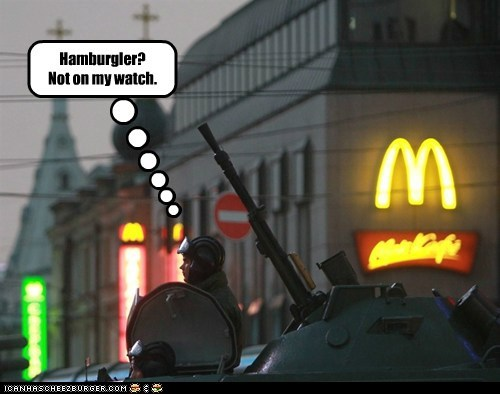 fast food,McDonald's,political pictures