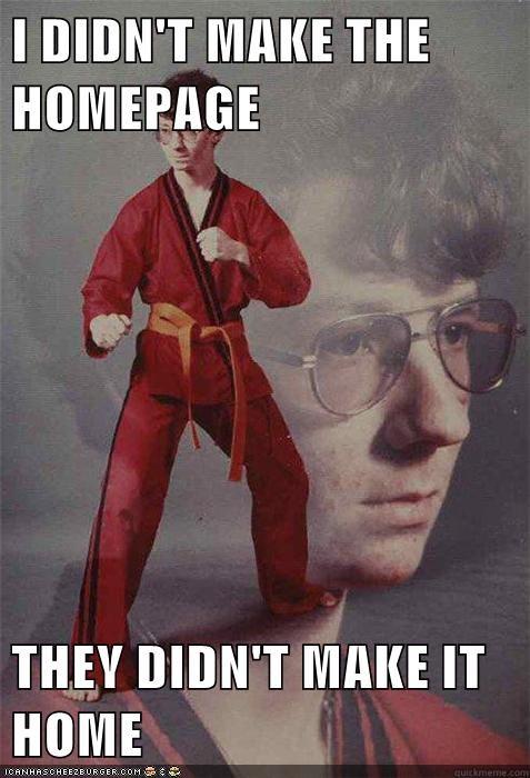 homepage,Karate Kid,mods,warning