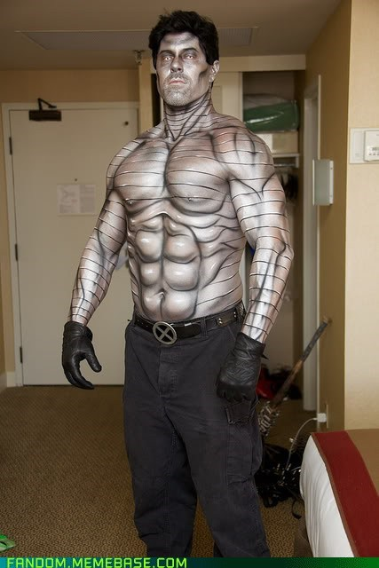 Colossal Body Paint