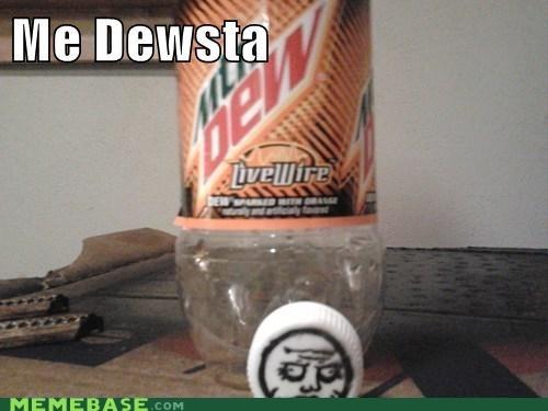 Dew the Gusta