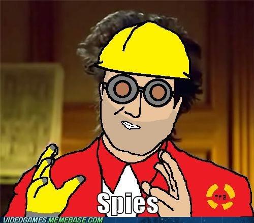 Aliens,meme,spies,Team Fortress 2