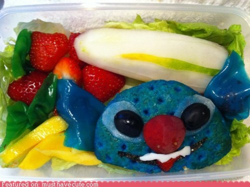Epicute: Stitch Bento