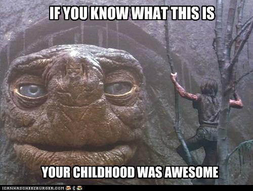 childhood,funny,Hall of Fame,Movie,the neverending story