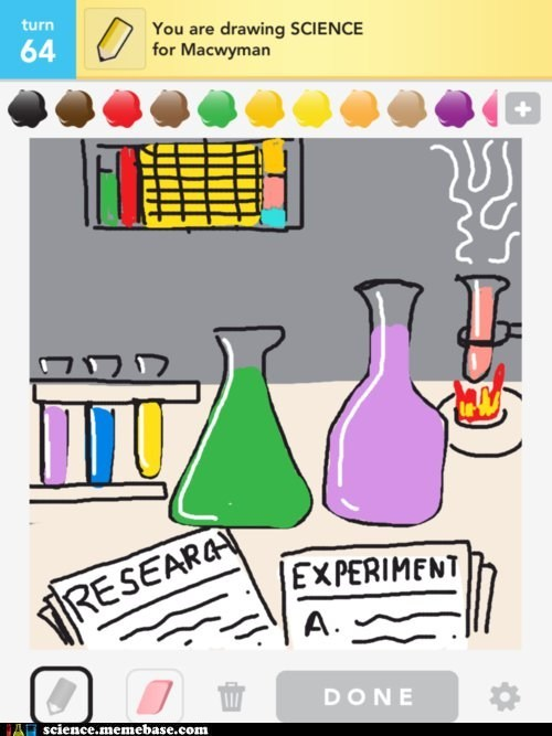 Draw Some Science!