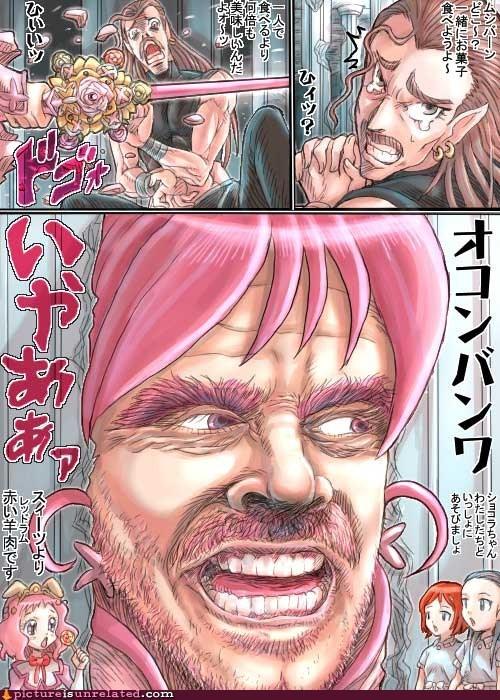 heres-johnny,jenny,manga,the shining,wtf