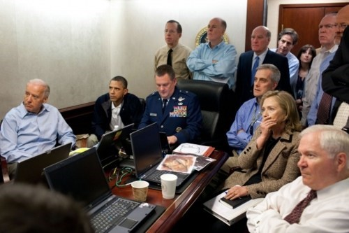 Bin Laden Raid Anniversary of the Day