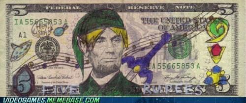 currency,IRL,link,money,rupees,zelda
