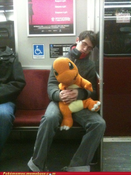 Never Leave Home Without Charmander