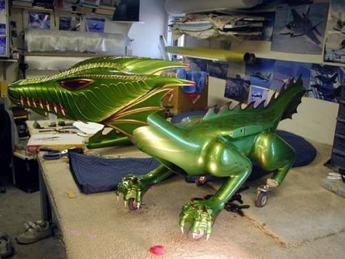 Incredible RC Dragon of the Day
