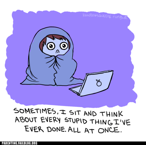 blanket,contemplation,laptop,stupid things