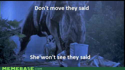 Jurassic Fail