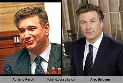 Adriano Paroli Totally Looks Like Alec Baldwin