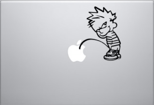 MacBook Micturition of the Day