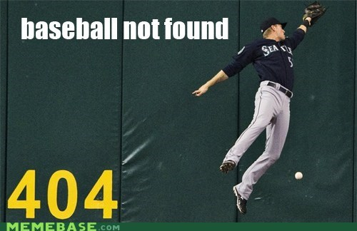 error,baseball,404,internet jokes for nerds,not found