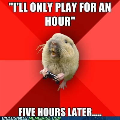 Gaming Gopher: Time Well Spent
