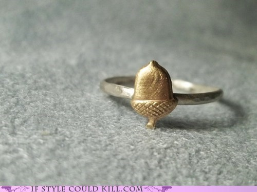 Ring of the Day: Nuts to That