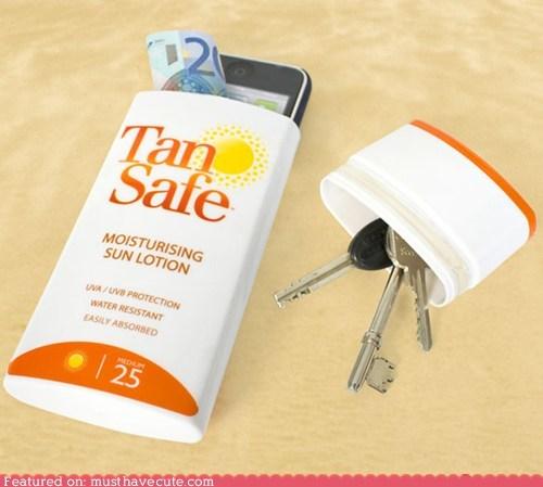 bottle,box,fake,hide,stash,sunblock