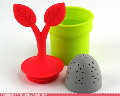 Tea Leaves Tea Infuser