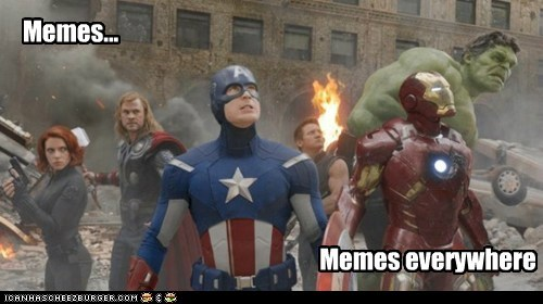 avengers,Black Widow,chris evans,chris hemsworth,everywhere,hawkeye,hulk,iron man,Jeremy renner,look,Memes,scarlett johansson,Staring