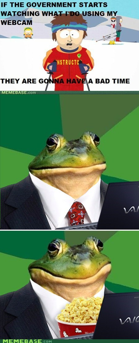 cispa,faptimes,foul bachelor frog,have a bad time,webcam