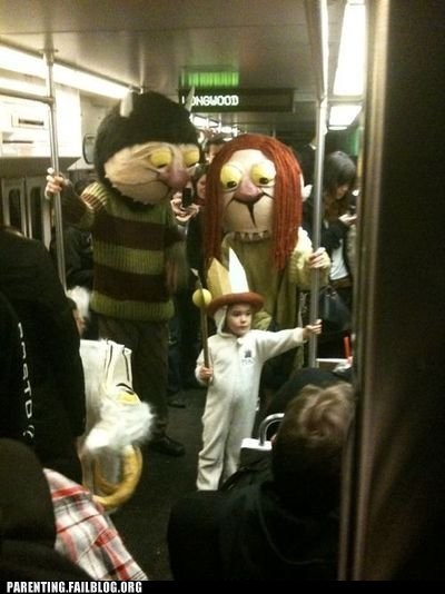 New York!... Of Course That's Where the Wild Things Are!