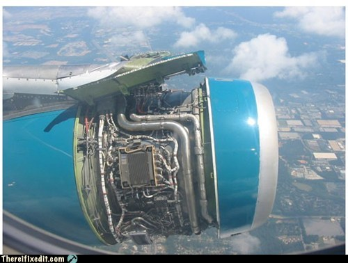 airplane,airplane engine,engine failure,engine panel,g rated,nope,plane,there I fixed it