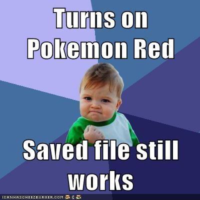 Pokémon,save file,success,success kid