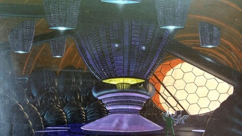 Total Recall Concept Art of the Day