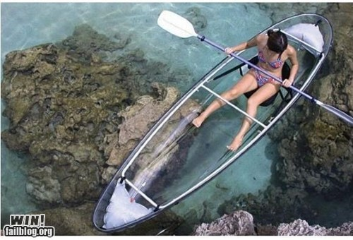 Kayak Design WIN