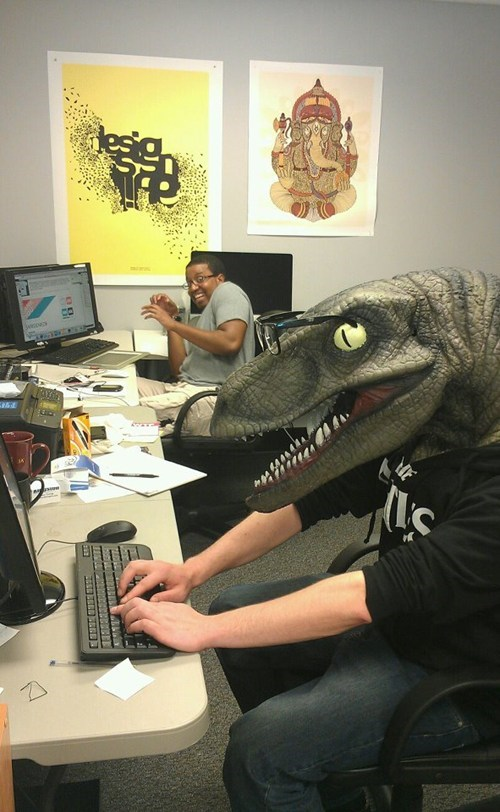 velociraptors,hipsteraptor,philosoraptor,g rated,monday thru friday