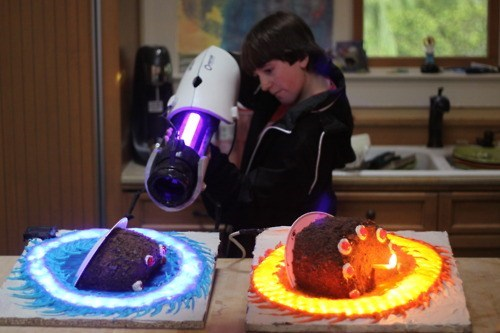 Portal Cake of the Day