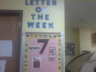 Lucky Letter 7!