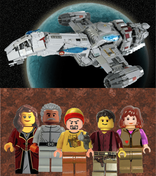 Firefly Lego Set of the Day