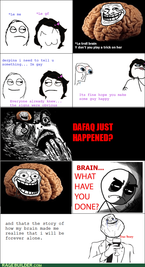 Rage Comics: Maybe She's Right?