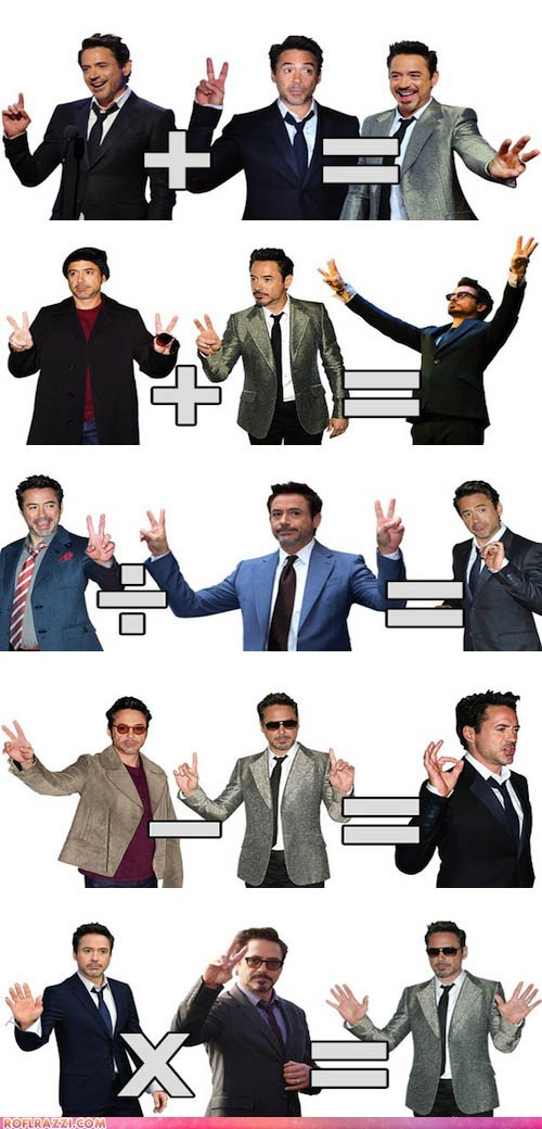 RDJ Teaches U Maths