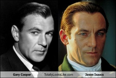 Gary Cooper Totally Looks Like Jason Isaacs