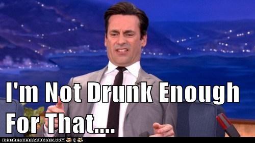 drunk,gross,Jon Hamm,talk show