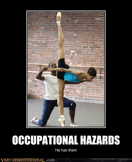 OCCUPATIONAL HAZARDS