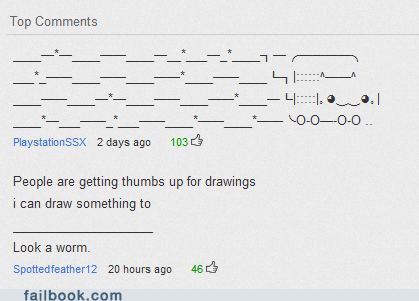 comment,Nyan Cat,worm,youtube,youtube comments