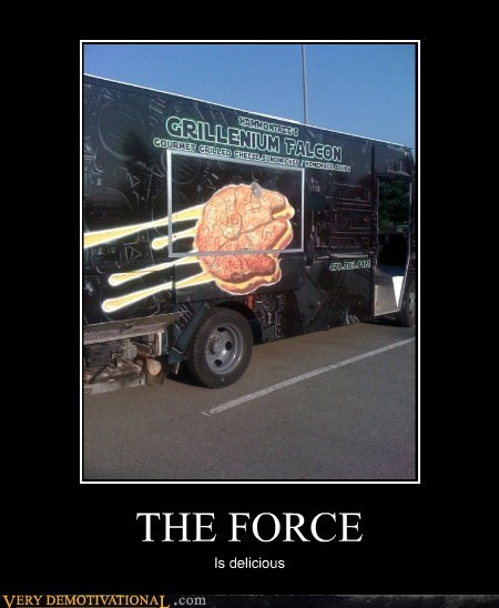 grille,hilarious,the force,truck