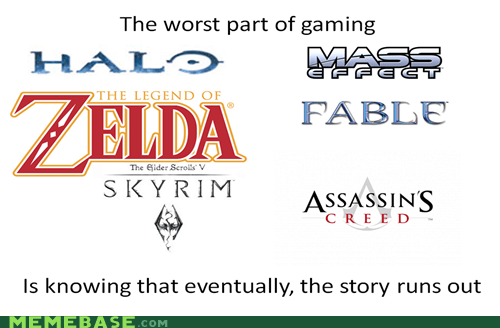 feels,gaming,mass effect,not final fantasy,Sad,story,the feels,zelda