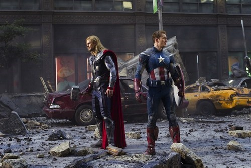 The Pentagon Quits the Avengers of the Day